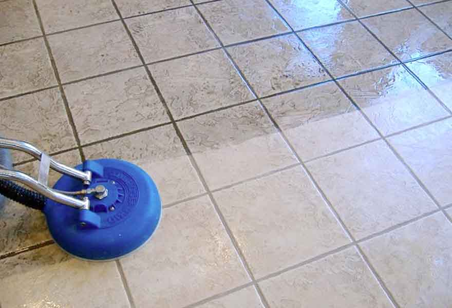 Tile and Grout Cleaning in Sydney